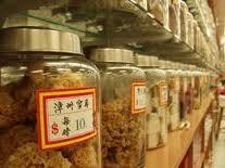 Mecidinas Naturales Chinas en Naturapatía
